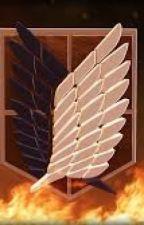 Wings of Fire. Shingeki no Kyojin Fanfic: LevixAlex Jaeger/ OC. by Gaaratastic