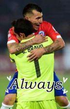 Always   Glaudio by Conchalalora
