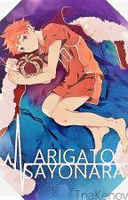 Arigato and Sayonara /JEDNODÍLOVKA/ by Milovniceknih
