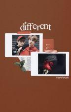 different   markhyuck by ohmyuji