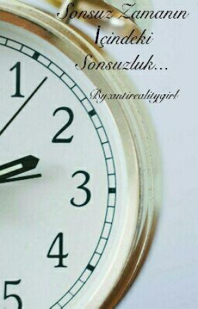 Sonsuz Zamanın İçindeki  Sonsuzluk by antirealitygirl