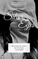 Silver Eyes by Telepotatoe