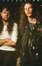 Fuera (James Hetfield)  by Glamtera