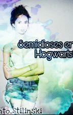 Semidioses en Hogwarts? ||James Sirius Potter|| by Anto_Stilinski_