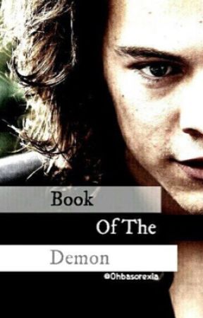 Book of the Demon {Harry Styles au} by ohbasorexia