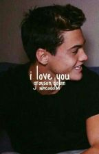 I love you || g.d. by simcadolan