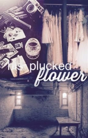 his plucked flower by DuskCity