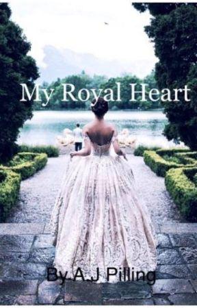 My Royal Heart by AliMyPie1202