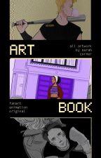 Art Book by -SarahCorner-
