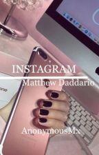 Instagram || Matthew Daddario by AnonymousMx