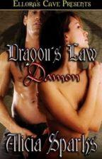 A Lei do Dragão - 1 Damon by Tay_125