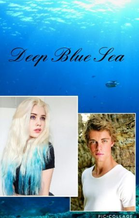Deep Blue Sea by GothicMermaid101