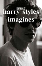 harry styles imagines - hun by honeymoonless