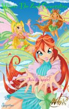 Winx: The 2nd generation (Book 1) by Saprine