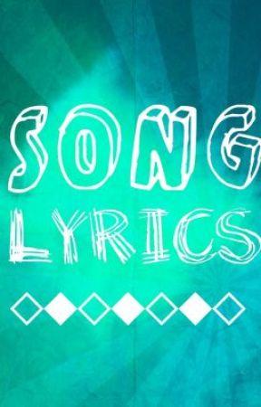 Song Lyrics - Interlude: Moving On - Paramore - Wattpad