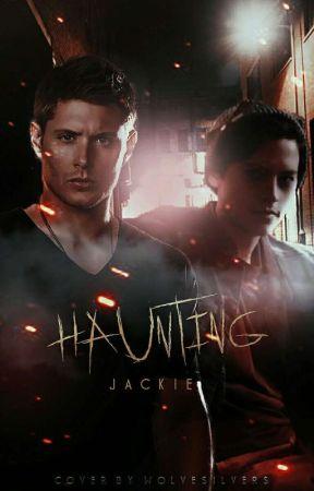 haunting ➽ dean winchester  by malik-stark