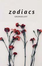 zodiacs  by -milesheizer-