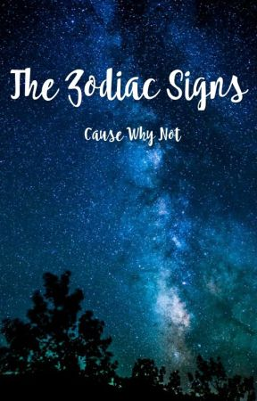 The Zodiac Signs by Rolo_Bunnie