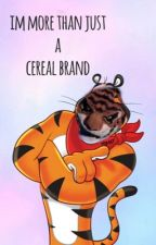I'm more than just a cereal brand  by Trash-Fab