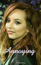 Annoying || Jerrie by ItsJustJerrie