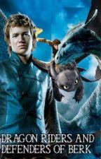 Dragon riders and defenders of Berk by AusllyandRaura