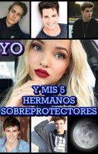 yo y mis 5 hermanos sobreprotectores by Tatyana0323