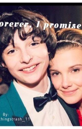 Forever, I promise  by Poppyrose1789