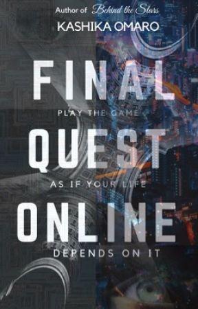 The Final Quest Online by Pikachooseme