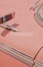 STRANGERS ( GIF HUNTS ) by helpfulwriters