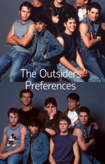 The Outsiders Preferences and Imagines - The Little Mermaid🐚 - Wattpad