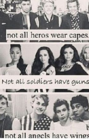 One Direction/5sos/Little Mix/5H Individual Roleplay by XNeverlandsPrincessX