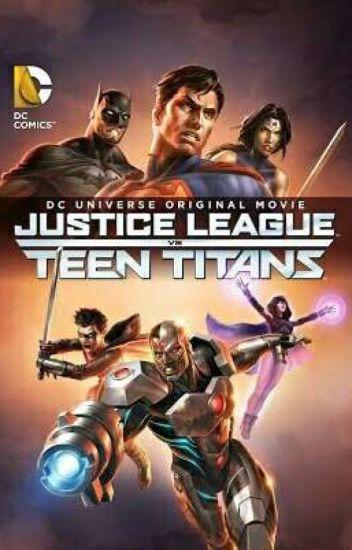 Justice League Vs Teen Titans And Teen Titans Vol2 -3651