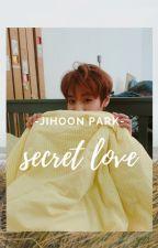 Secret Love;Park Jihoon by _minhyung