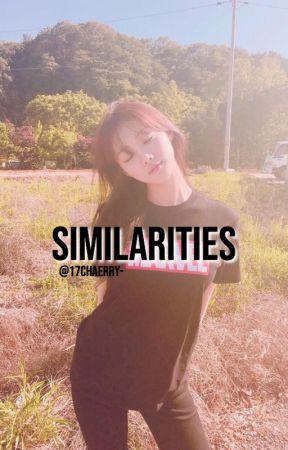 Similarities | Kang Daniel by baebiesarah