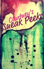 Courtney's Sneak Peeks by BeautifullySimple