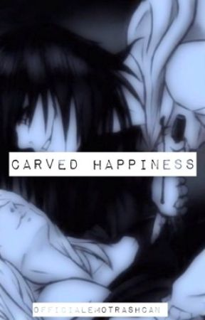 Carved happiness ( Jeff the Killer x reader ) by officalemotrashcan