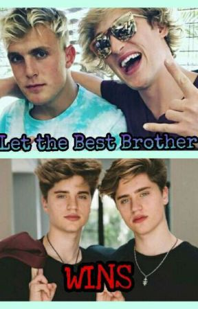 Let the Best Brother Wins ( Paul Brothers X Reader X Martinez Twins ) by KrishyLoveChoco