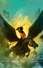 The Betrayal of Olympus (PJO/HOO Fanfiction) by TheEvilKiwi4