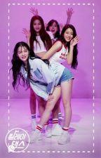 Kpop OTP Questions by -jinwoo