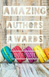 Amazing Authors Awards||OPEN by AFanOfPotter18