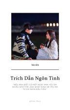 🌸Trích Dẫn Ngôn Tình🌸 by Trinh_Chury