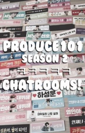 Produce101 Chatroom  by seunghunbraincell