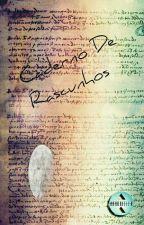 Caderno de rascunhos by handriellx
