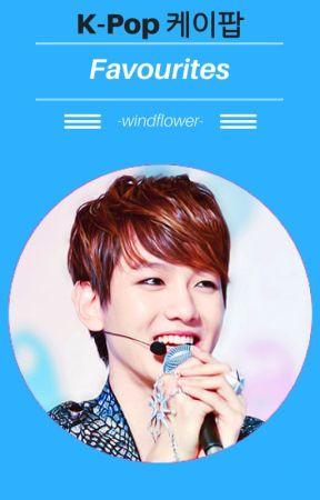 K-Pop 케이팝 - Favourites by -windflower-
