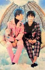 (VMin)Kim Tae and Park Min by 8_xuanthu_w