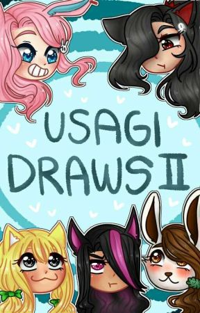 Usagi Draws II by usagi_no_baka