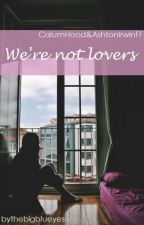We're not lovers • A.I by thebigblueyes