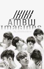 iKON AMBW IMAGINES  by MarkleeKillsMe