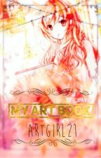 My Art Book by Artgirl21