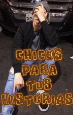 Chicos Para Tus Historias by Maylheni